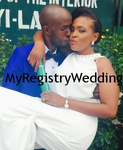 Afolashade and Oluwagbotemi Tie the Knot today 20th March 2015.