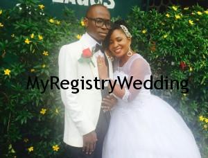 Temiloluwa weds Oladele Okusanya today 25th March 2015.