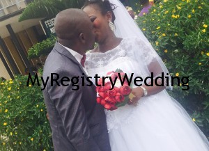 Adeola get hitched to Femi today 25th March 2015