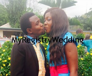 Olushola and Olatunde take their Marriage vows today 25th March 2015 at Ikoyi Registry. Congrats to them