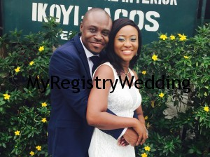 Onyinye and Ifeanyi Tie the wedding Knot today 27th March 2015.Wishing them an unending circle of love , joy and happiness.