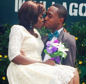 Oluwafemi Legalize His Union with Olayinka Today 4th March 2015.See more pics From the wedding...
