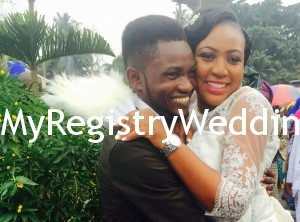 Tosin and Ezekiel become one on the 23rd of April 2015.Happy married life