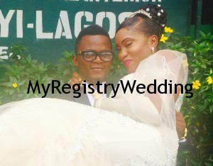 Rolake get married to Owolabi on the 2nd of April 2015.May God Bless their Union.