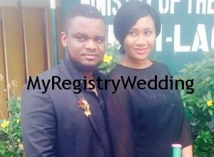 Chimdalu weds Chuka on the 2nd of April 2015. Wishing a friuitful Union.