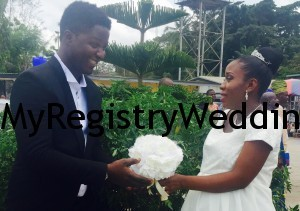 Linda and Dayo tie the Knot on the 10th of April 2015. Wishing them unending love and happiness in their Union.