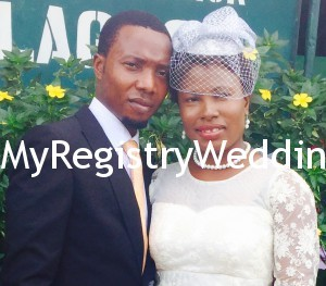 Omawunmi and Abolanle tie the Knot on the 30th of April 2015.May the love that brought you both together remain forever