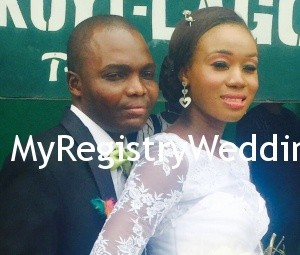 Olushola accepts to love Sunday Shone till death to them part on the 19th of June 2015. See more pics after the cut...