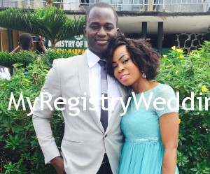 Bunmi marries the love of her life Oluwaseun ibitokun on the 23rd of September 2015. See more pics after the cut...