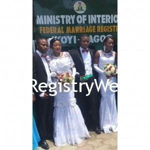 #doublejoy, groom and his brother marries same day