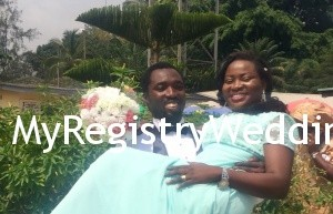 Mofoluwake weds her sweetheart Adeleke on the 20th of November 2015. Happy married life. See more pics after the cut...