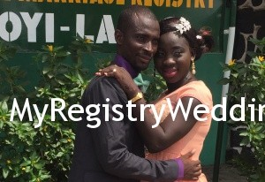 Kafayat say I do to Abeeb on the 20th of November 2015. Wishing them happy married life. See more pics after the cut...