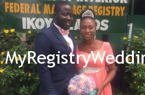 Shiyllon and Olaolu become husband and wife on the 20th of November 2015. Happy married life. See more pics after the cut...