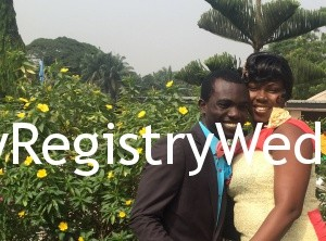 Moshope and Temitope legalize their union on the 11th of December 2015. Wishing them a blissful union.