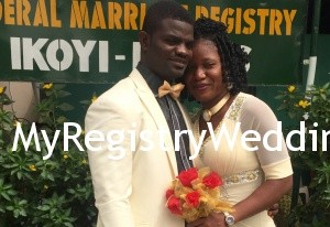 Chinoye tie the knot with Victor on the 4th of December 2015.Wishing them Happy married life.See more pics after the cut...