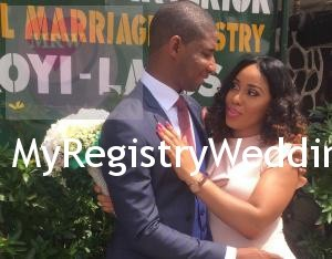 Mr & Mrs Okoro