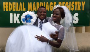 We Would Love Each Other Forever: Funmi &Micheal