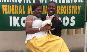Bola & Henry Ejah Legalize Their Union