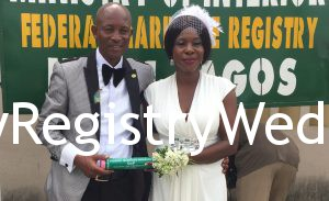 Ifeoma Marries Her Sweetheart Adolphe Kahebe