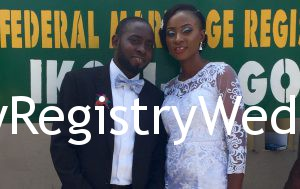 Busola Weds The Love Of Her Life Akionola