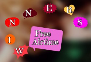 Winners of Free Airtime For Grab
