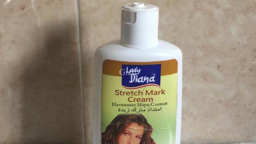 Lady Diana Strechmark cream
