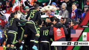 Mexico defeats America