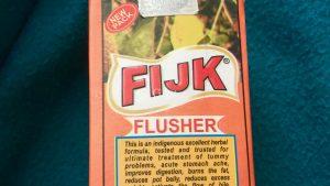 Fijk Flusher