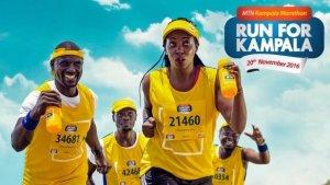 Mtn marathon Kampala