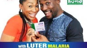 Luter anti malaria