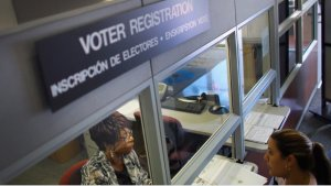 America voters registration