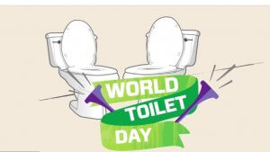 Image of world toilet day
