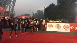 Airtel Dilli Half Marathon 2016