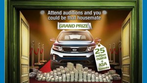 Big brother Naija Auditions