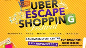 Uber escape shopping
