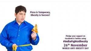 India join in world anti obesity day