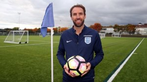 Gareth Southgate Made the New England manager