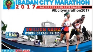 Details of Ibadan City Marathon 2017
