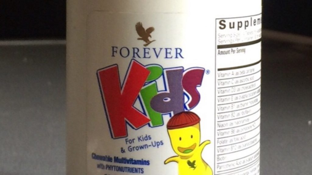Forever Kids Dietary Supplement