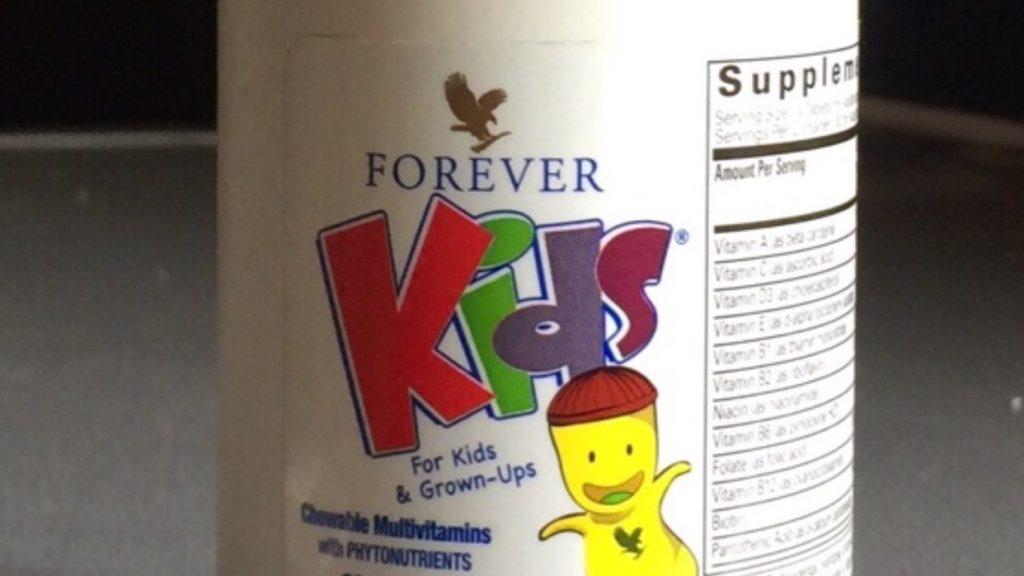 Forever Kids Dietary Supplement