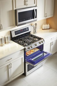 LG Double Oven ProBake