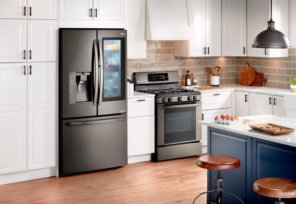 LG Appliances to use in entertaining