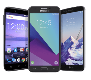 Hottest prepaid phones at Bestbuy