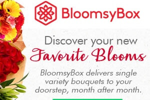 Get Mother's Day bouquet From BloomsyBox