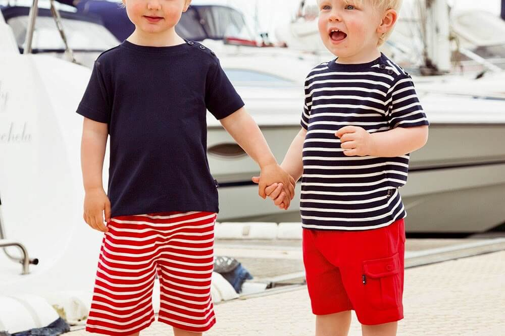 Comfortable Summer outfit for kids from Jojo Maman Bebe