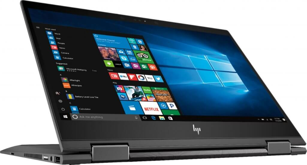 HP Envy x360 at Bestbuy