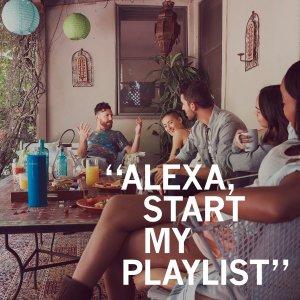 Ultimate Ears MEGABLAST Portable Speakes has Alexa function