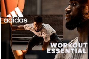 Get Adidas high performance footwear and apparel