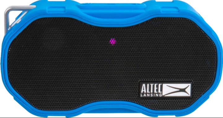 Best portable size Bluetooth Speaker by Altec Lansing