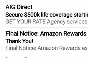 How to identify scam email